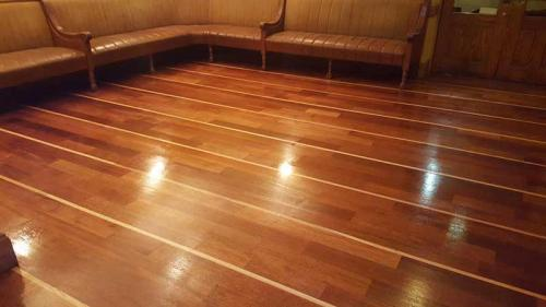 Mahogany After