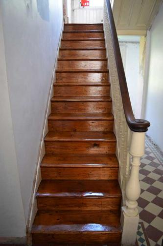 Steps Restored with Walnut Stain