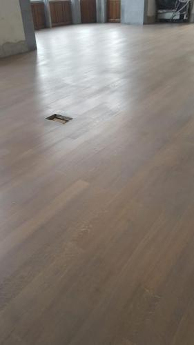 Grey Wash on Oak