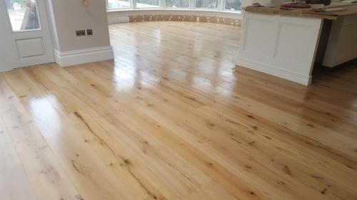 Heritage Oak with Acrylic Finish