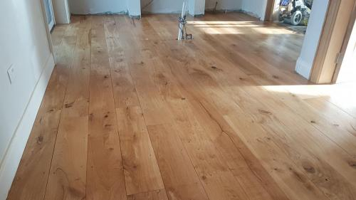 Natural Oak Matt Finish