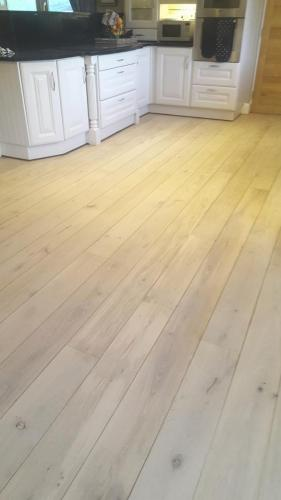 Oak with a Grey Wash