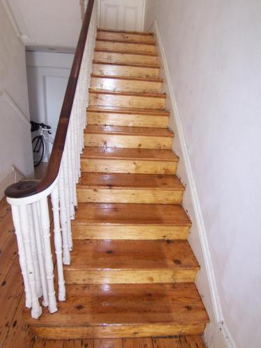 Steps after Natural Finish